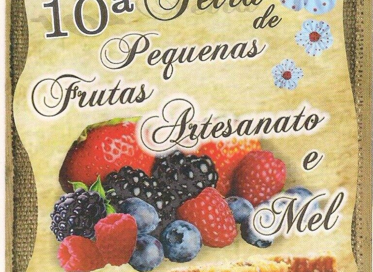 Lançamento da Feira de Pequenos Frutos, Artesanato e Mel acontece na quinta