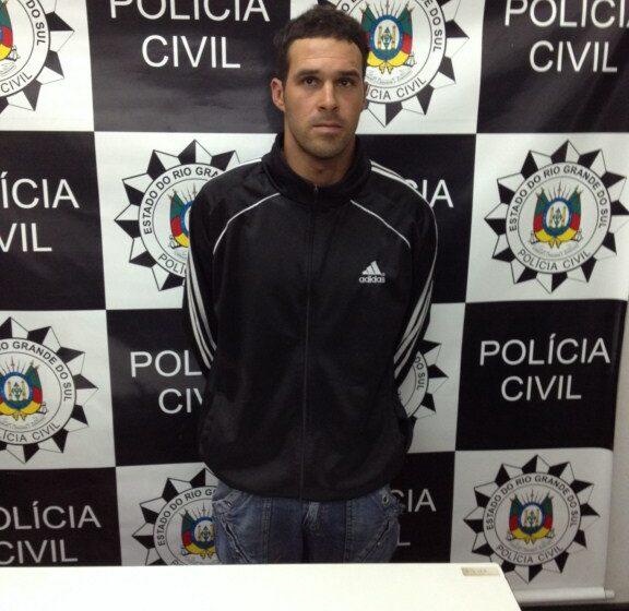 Autor de duplo homicídio no interior de Vacaria já está preso