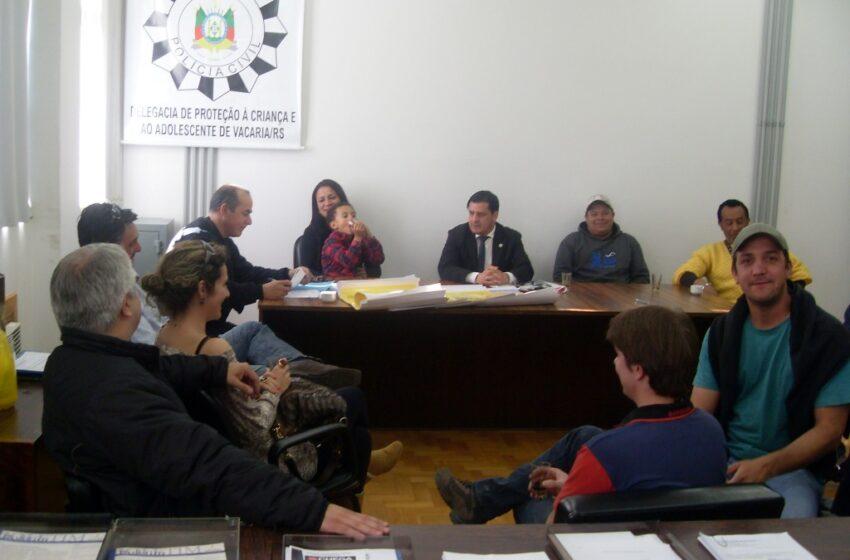 Representantes da DPCA reuniu-se com proprietários de casas noturnas