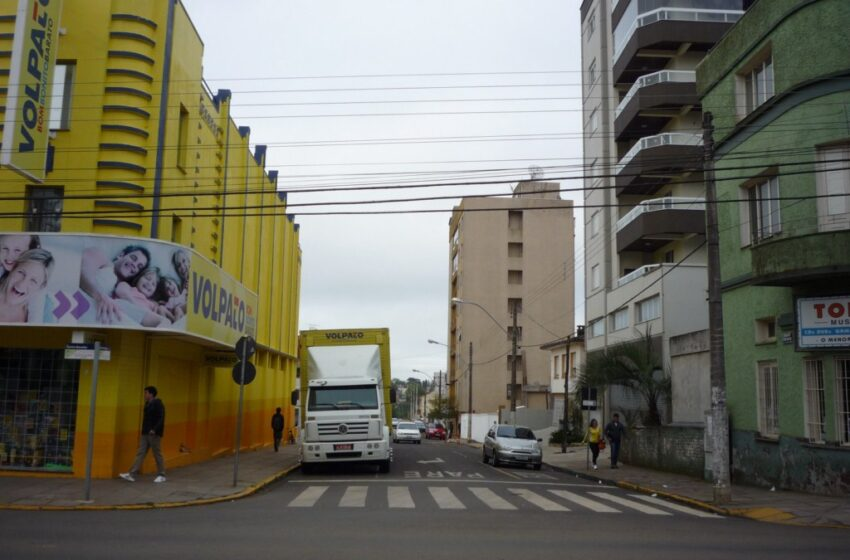 Trânsito no Centro da cidade vai mudar novamente