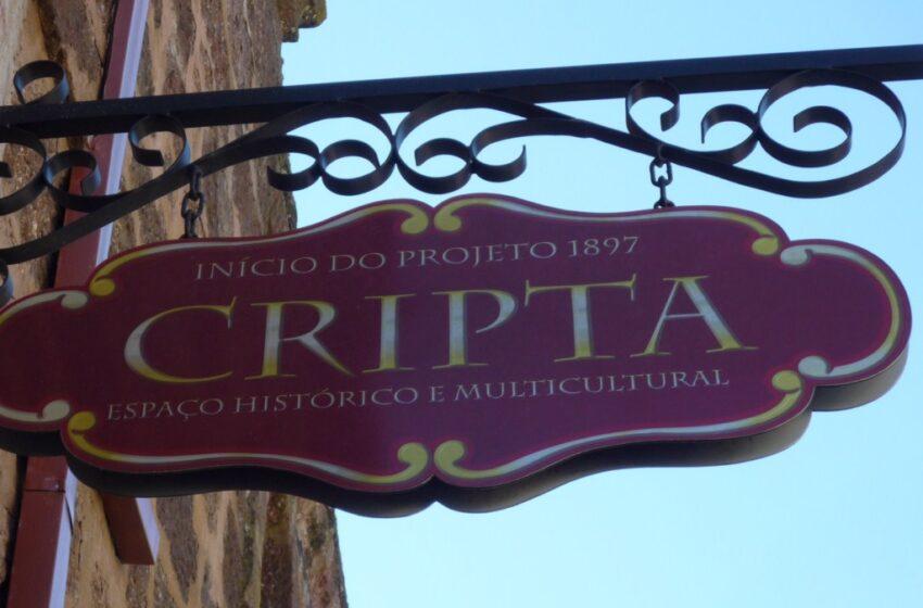 Cine Cripta tem programação especial durante a Feira do Livro