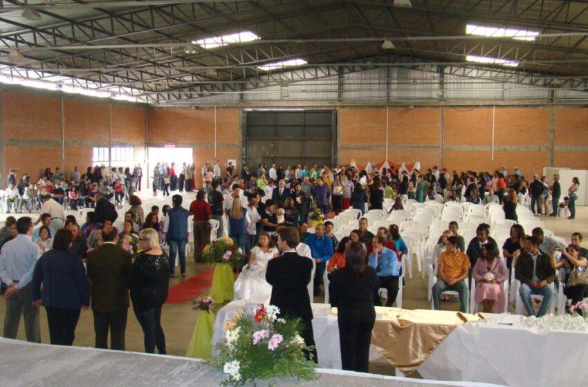 Este mês tem Casamento Comunitário em Vacaria