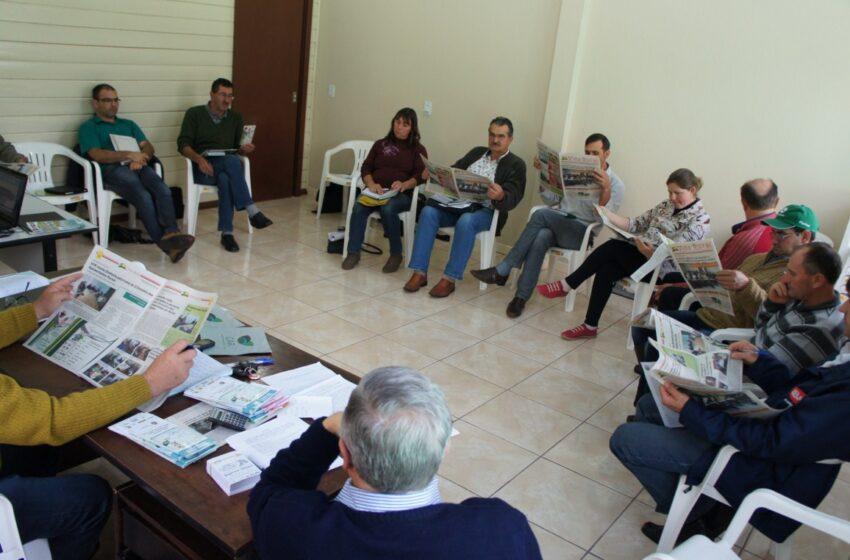 STR de Vacaria e Muitos Capões passa a fazer parte da Regional Sindical Vale do Rio Sinos Serra