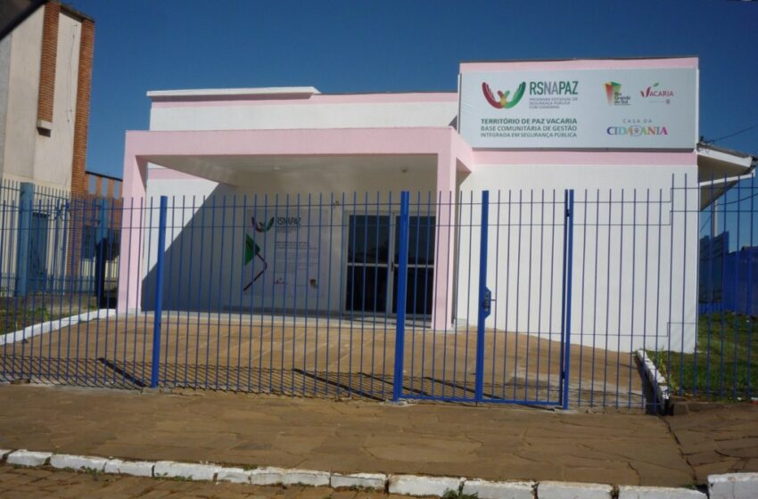 Reunião do Curso de Orientação para Responsáveis na Casa da Cidadania Luiz Gonçalves da Silva