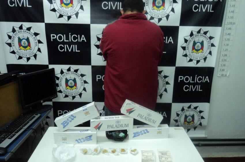 Operação Regresso da Polícia Civil