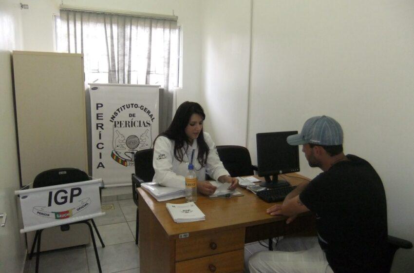 IGP atendeu interessados na Carteira de Identidade na Casa da Cidadania do Bairro Municipal