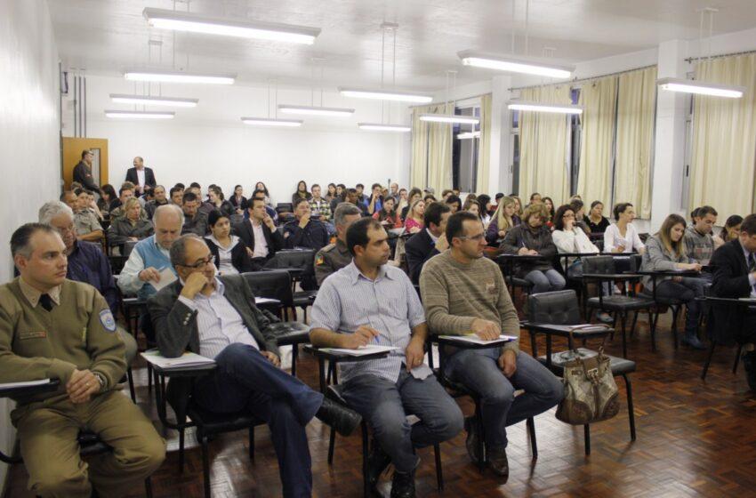 Vacaria sediou a Conferência Regional sobre Segurança no Trânsito