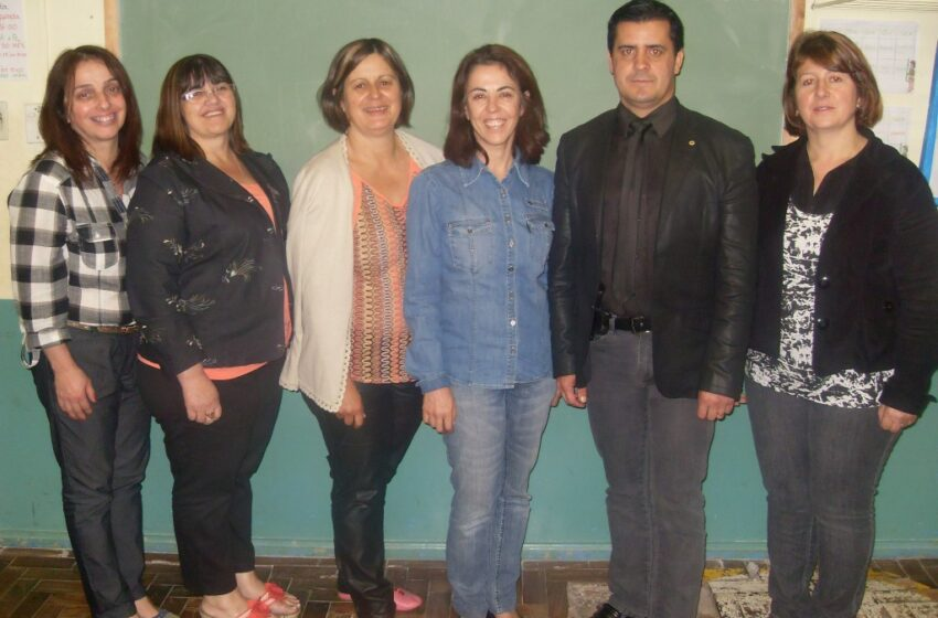 Palestra na Escola Coronel Avelino e aula de vídeo no Dina Padilha