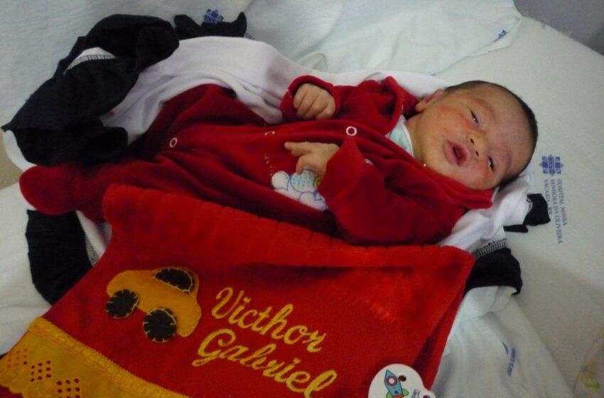 Município já está vivendo a 9ª Semana Municipal do Bebê