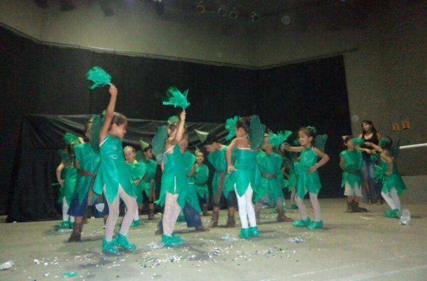 Show Cultural da Escola Governador Synval Guazzelli