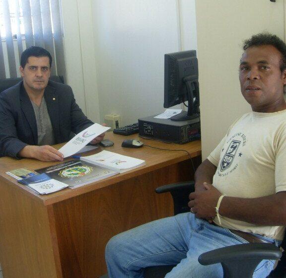 Estudo de novo projeto no TERRITÓRIO DE PAZ