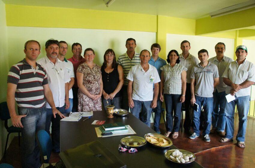 Sérgio Poletto coordena as comissões de saúde e aposentados rurais da Sindical Vale do Rio Sinos Serra