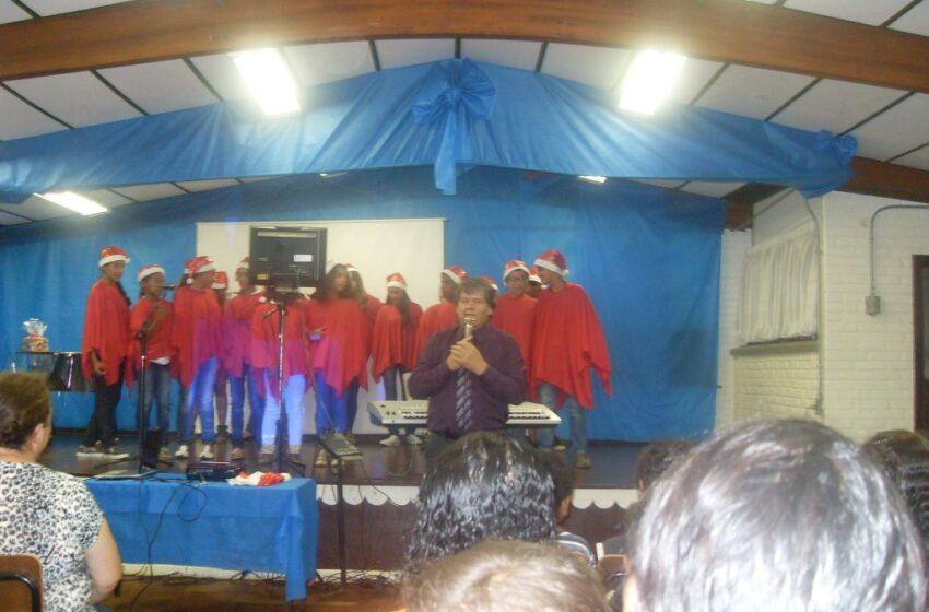 Noite mágica na Escola Bernardina