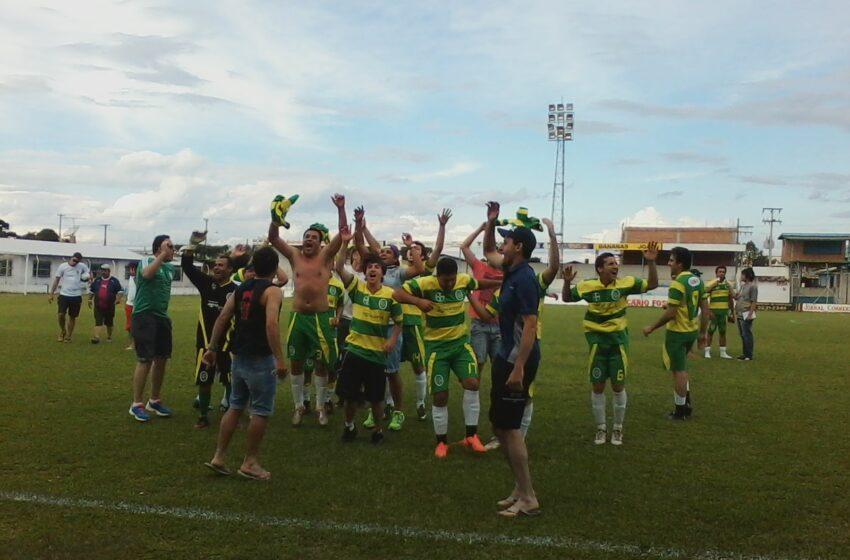Campeonato Amador conheceu seus campeões