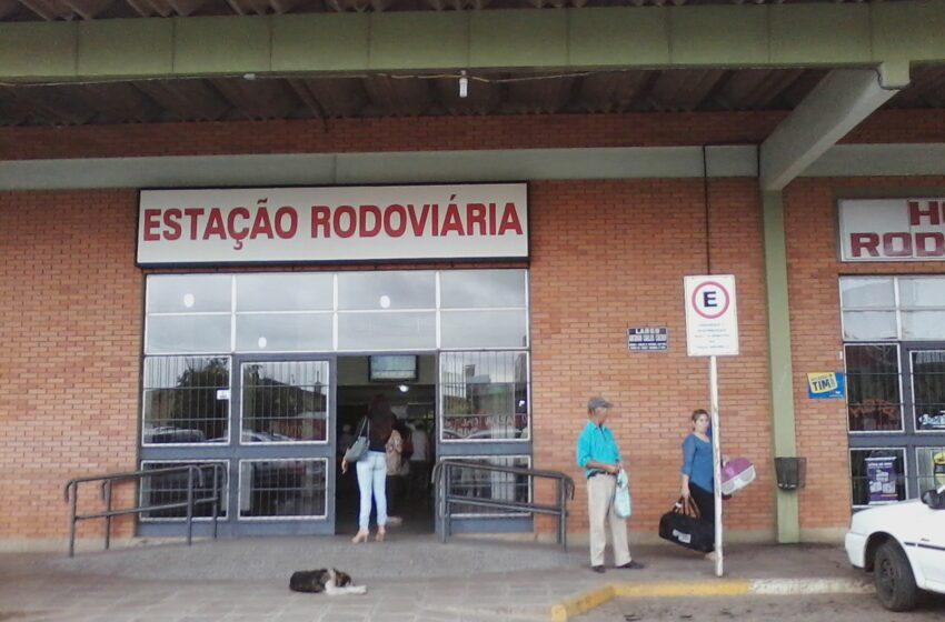 Fluxo de pessoas na Estação Rodoviária deve aumentar no domingo após as festas de final de ano