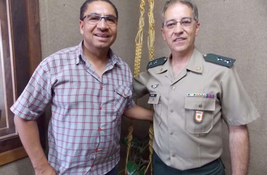 Delegacia do Serviço Militar troca delegado