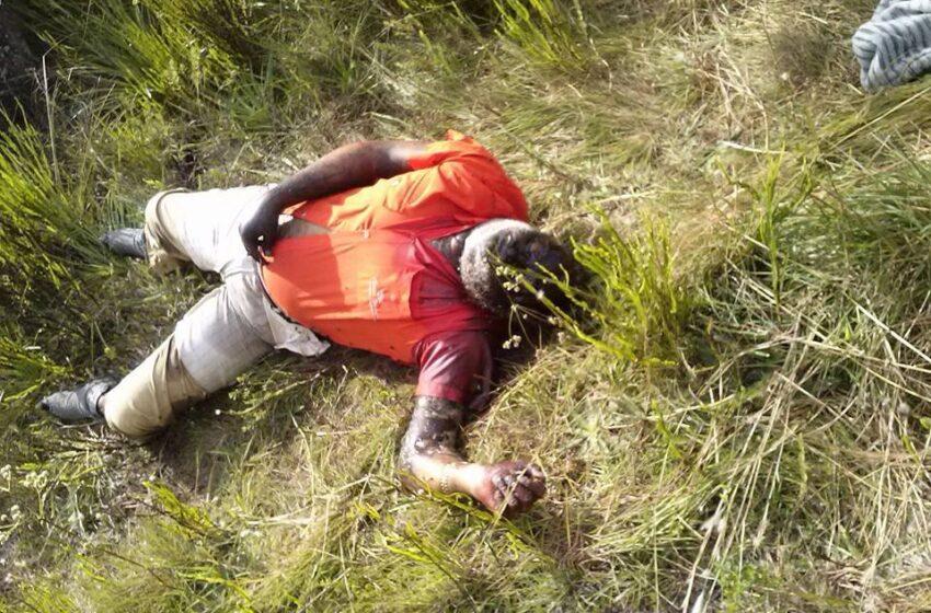 Homem é encontrado morto junto aos trilhos da via férrea