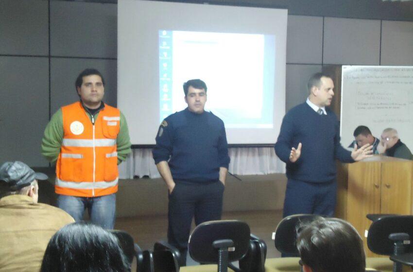 Municípios preparam a Conferência da Defesa Civil
