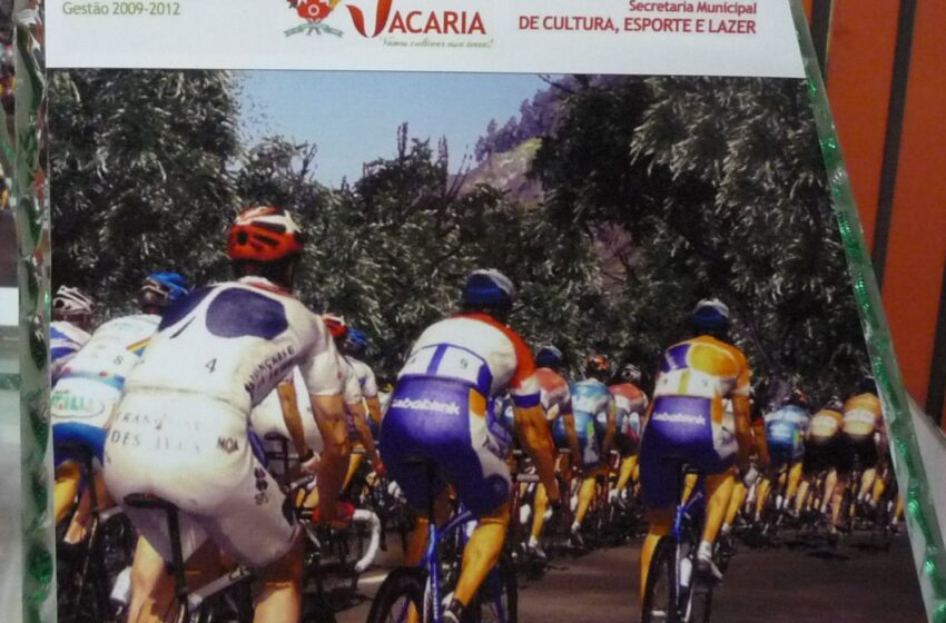 Domingo inicia o Campeonato de Ciclismo