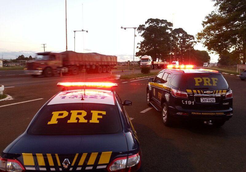 Delegacia de Polícia Rodoviária Federal encerrou Operação Carnaval sem mortes nas rodovias da região