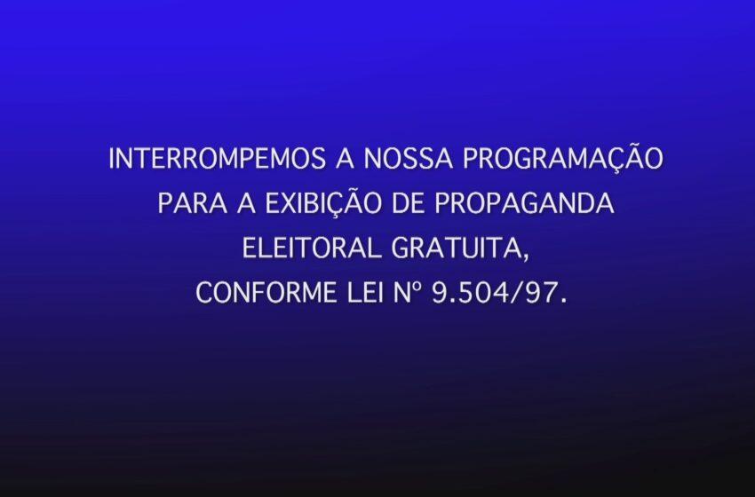 Horário Eleitoral vai custar 839 milhões de reais