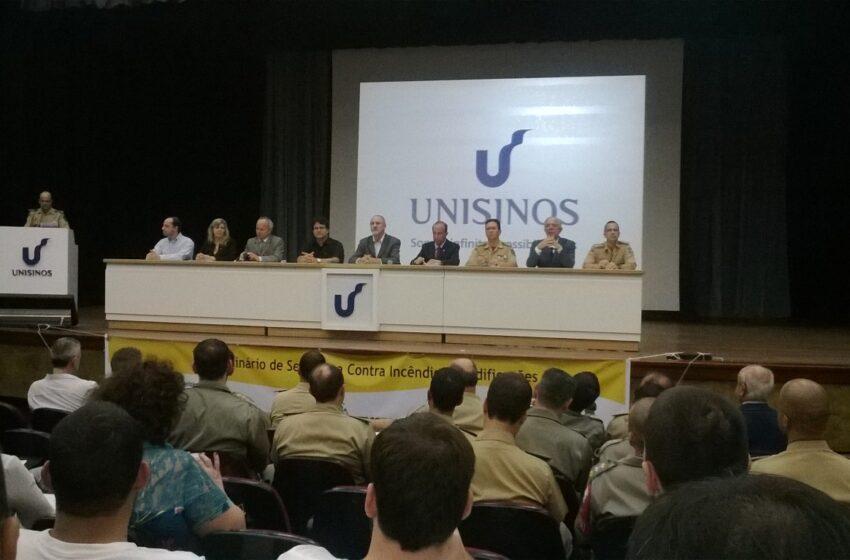 Coordenadoria Municipal de Defesa Civil de Vacaria participou de seminário em São Leopoldo