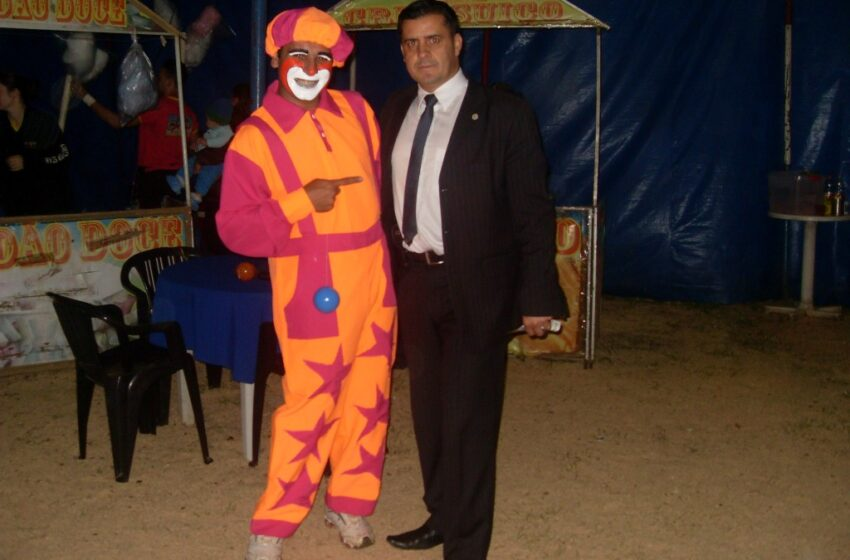 Apresentação de circo reunirá centenas crianças em Vacaria. Iniciativa integra o projeto Território de Paz