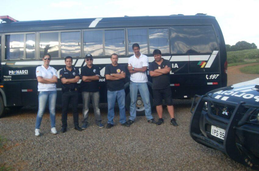 Polícia Civil encerra Operação Colheita em Vacaria