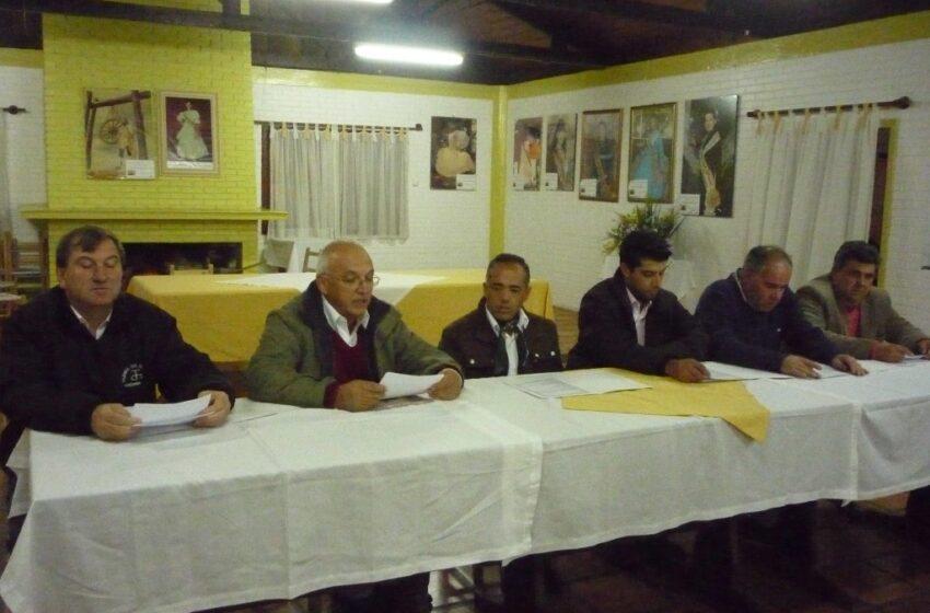 Patronagem do CTG Porteira do Rio Grande realizou resumo financeiro