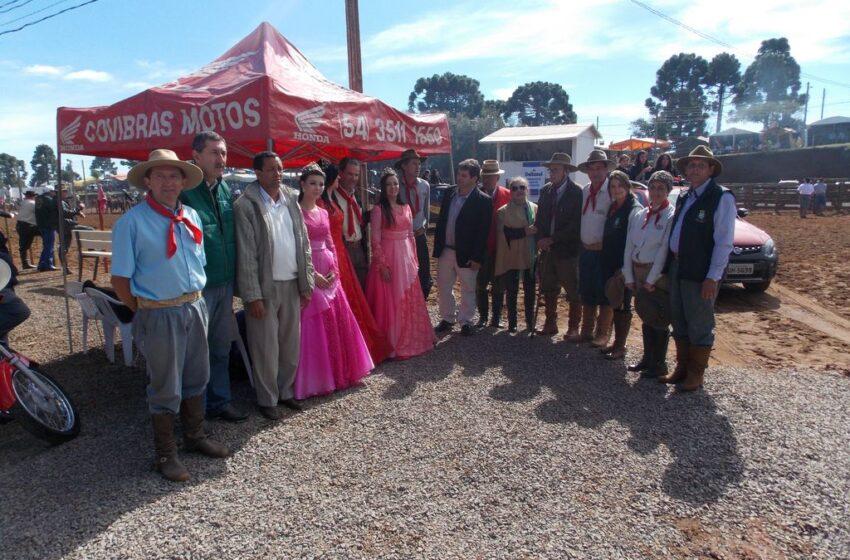 Festa do Pinhão de Muitos Capões apresenta diversas atrações