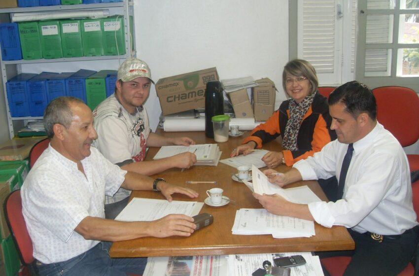 Tomam posse os novos membros da Junta Administrativa de Recursos e Infrações