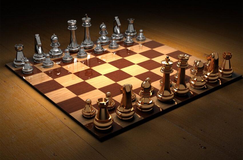 Clube de Xadrez promove Cursos de aperfeiçoamento de xadrez nos próximos dias