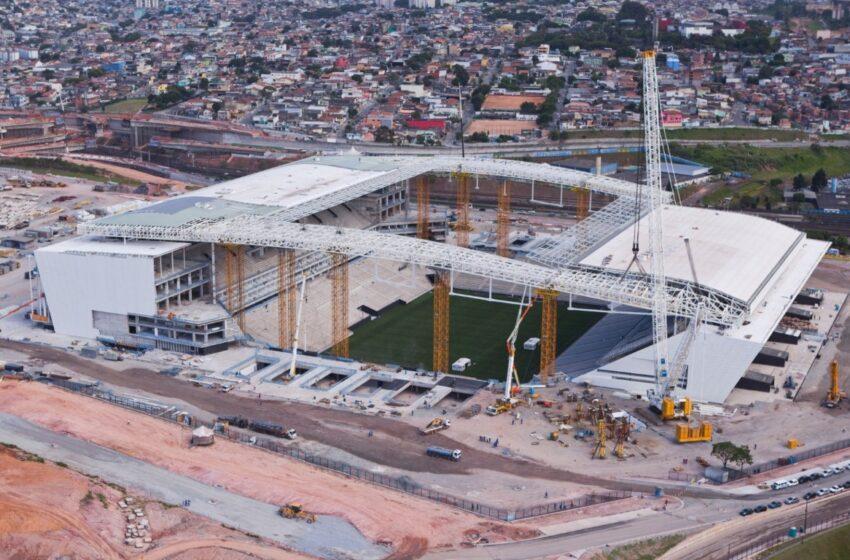 Seis estádios impedem instalação de Wi-Fi, dizem teles