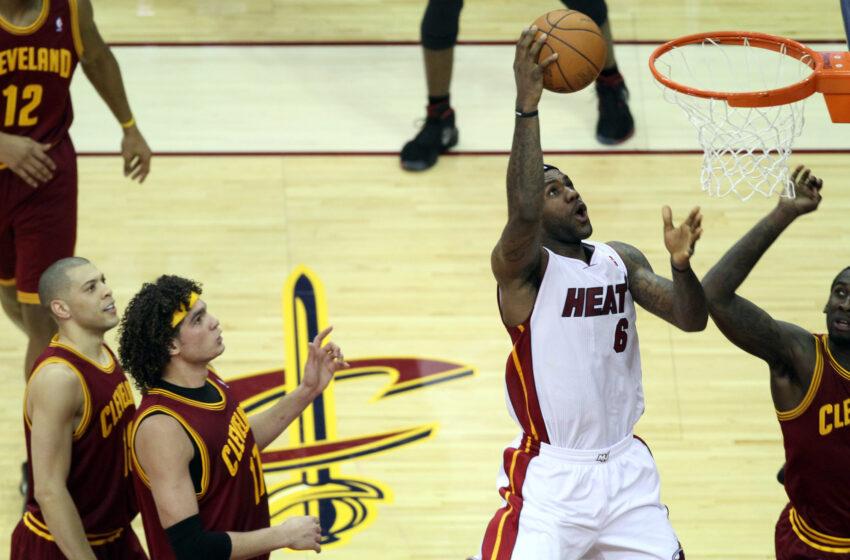 NBA anuncia preço dos ingressos pro jogo entre Cavs e Heat