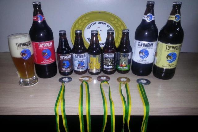 Fábrica gaúcha vence a Libertadores da cerveja