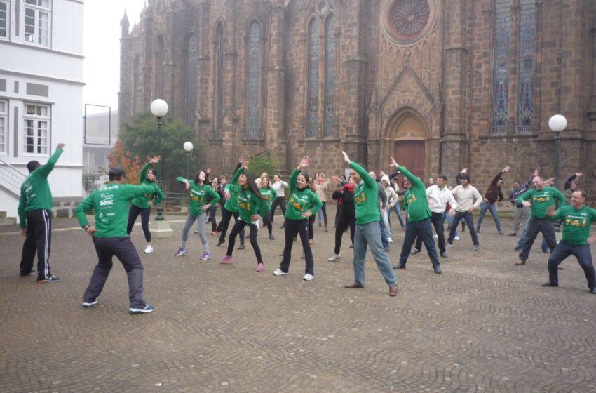 Vacaria vive hoje o Dia do Desafio competindo com a cidade uruguaia de Rivera