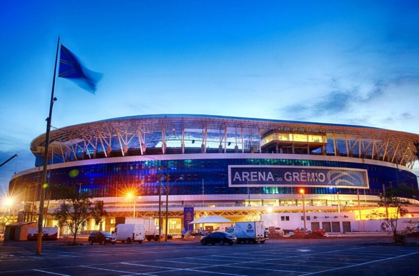 Após um ano de negociação, Grêmio e OAS assinam aditivo que modifica o contrato da Arena