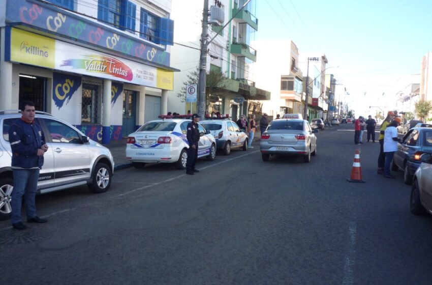 Atividades da Semana Municipal de Trânsito encerra nessa sexta-feira