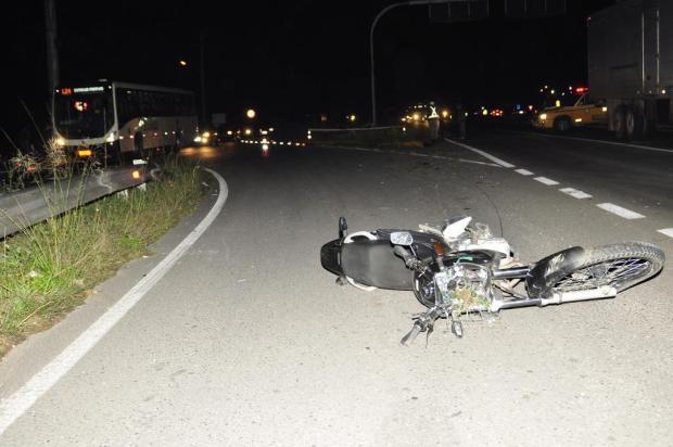 Acidente mata motociclista na ERS-122, em Caxias do Sul