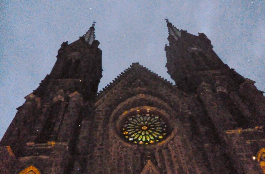 Catedral Nossa Senhora da Oliveira fecha nesta segunda e reabre somente em novembro