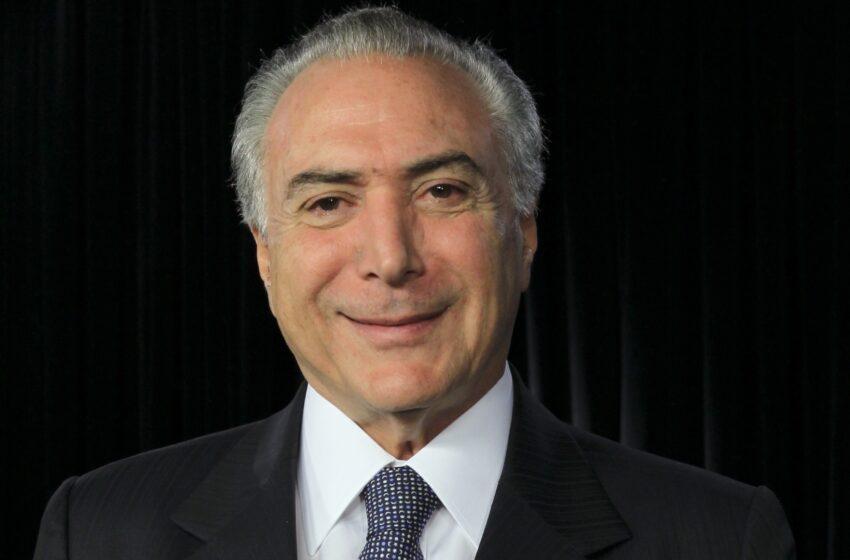 Michel Temer pede apoio de alas do PMDB para reeditar aliança com Dilma