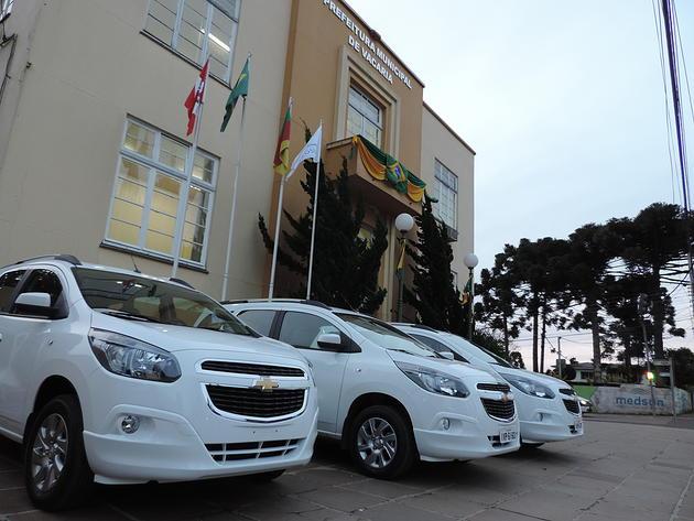 Secretaria da Saúde adquiriu sete novos veículos