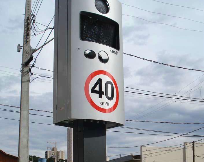 Limite de velocidade nas lombadas eletrônicas em Vacaria irá mudar