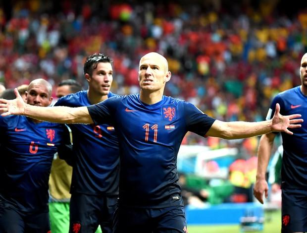 Holanda faz 5 e humilha campeã Espanha em revanche na BA