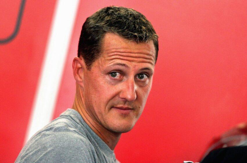 Schumacher sai do estado de coma e deixa o hospital