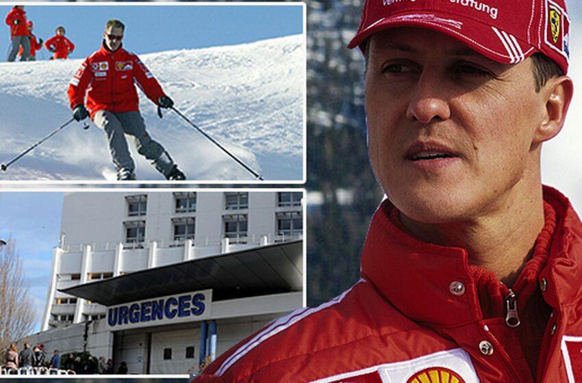 Schumacher: 'recuperação pós-coma é corrida contra o tempo', diz especialista