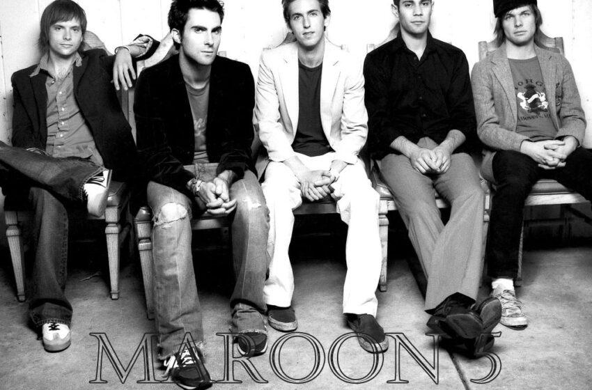 Maroon 5 divulga novo single