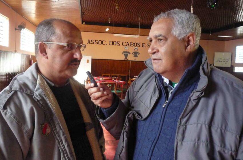 Presidência Estadual da ABAMF está em Vacaria confraternizando