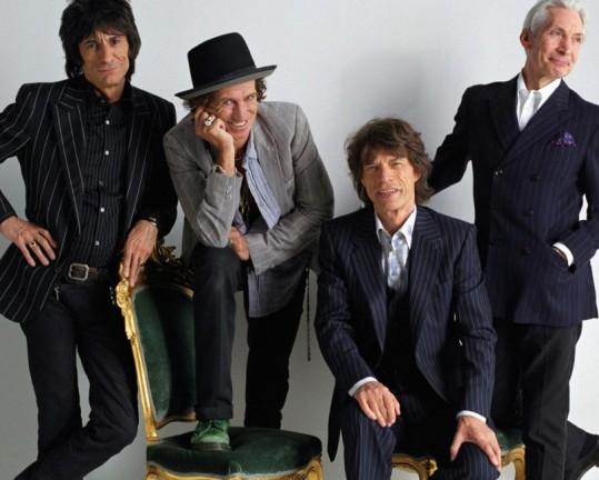 Rolling Stones no Brasil. Anote a provável data: 5 de março de 2015