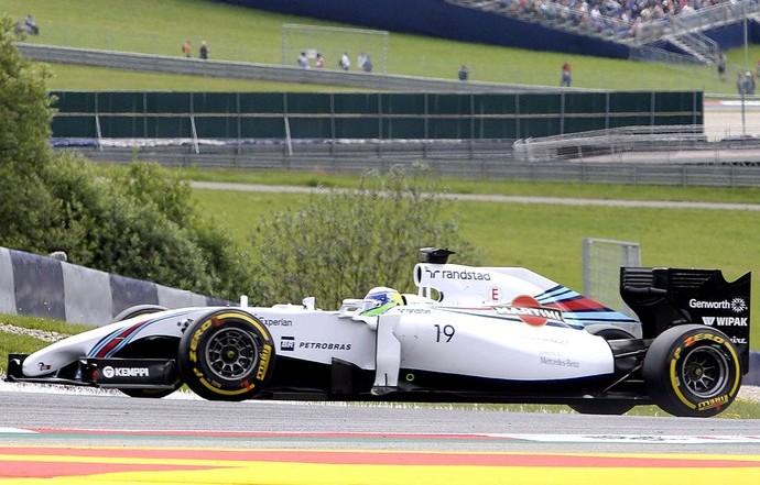 Massa conquista pole position e encerra jejuns na Áustria